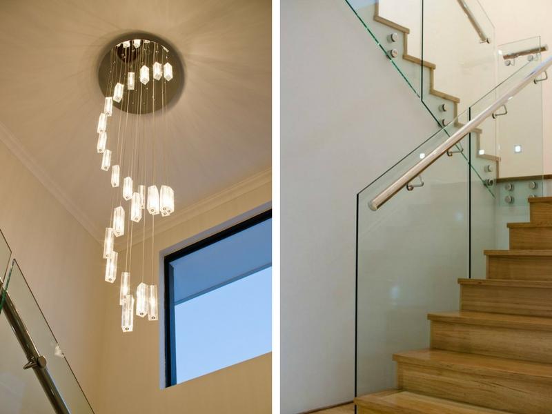 Staircase pair