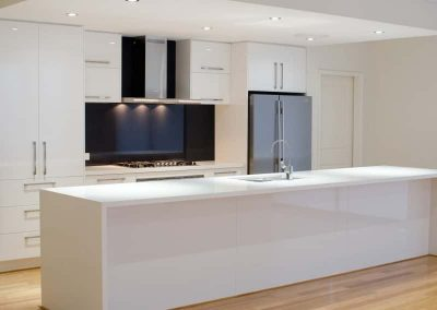 Buildcor Projects Residential Contemporary White 05