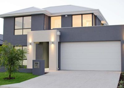 Buildcor Projects Residential Contemporary White 07