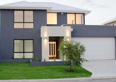 Buildcor Projects Residential Contemporary White 08